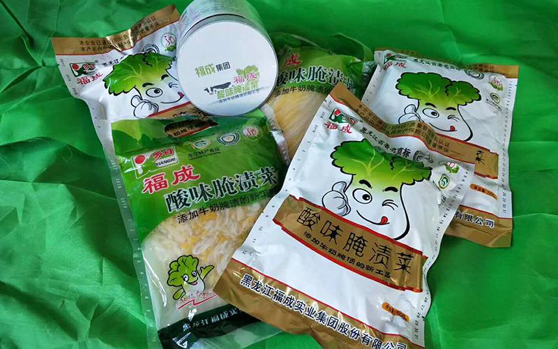 酸味腌渍菜部分品种集锦