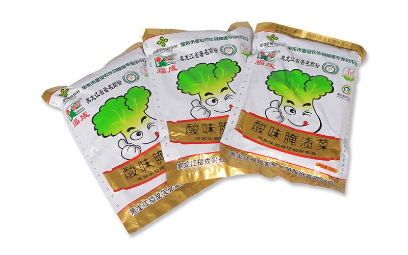 福成乡日酸味腌渍菜精品铝芯